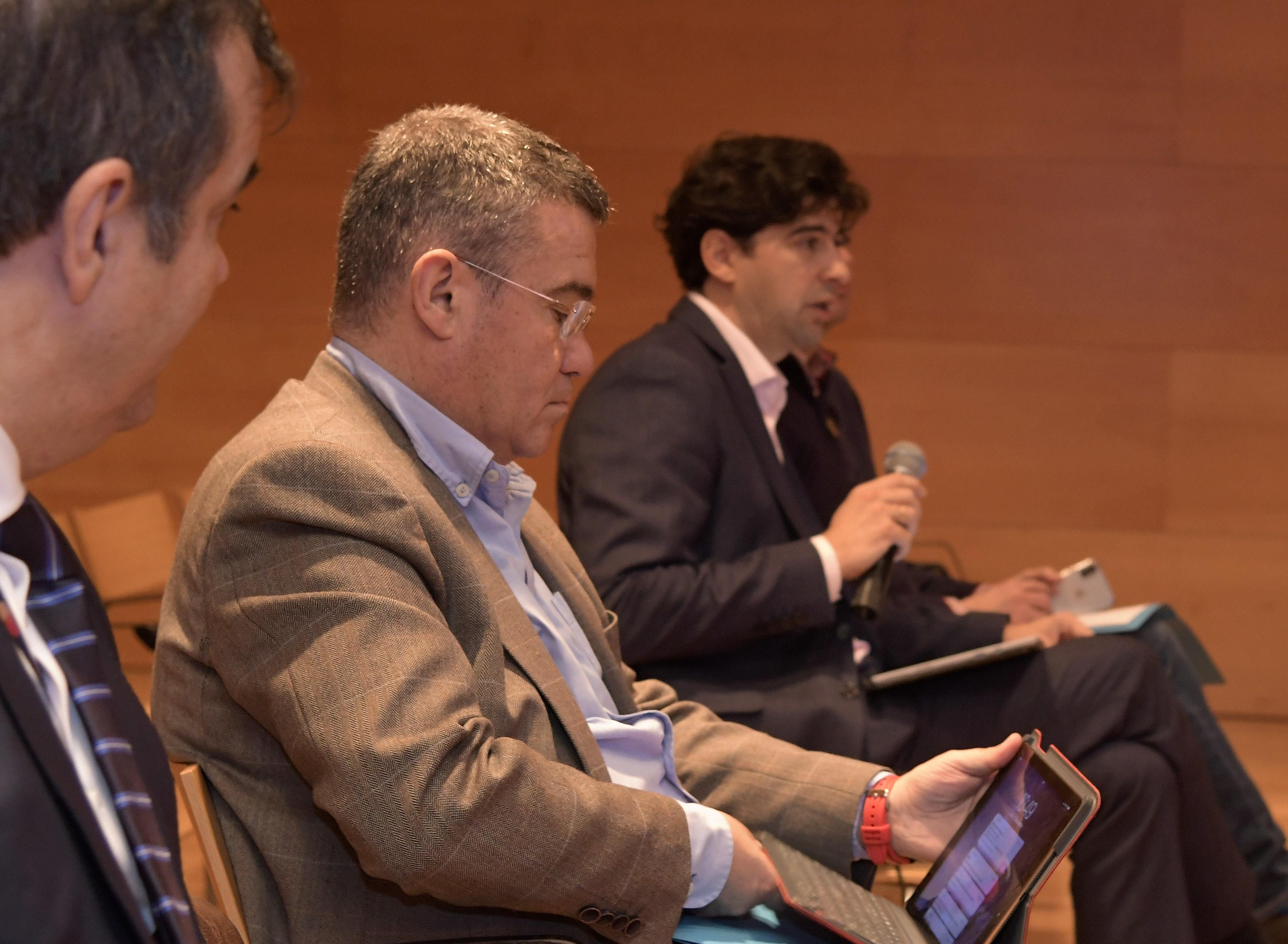 El Alcalde en la reunión de la Junta Directiva y Asamblea General de la Red de Ciudades Inteligentes (RECI)