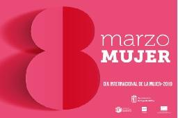 DIA 8: DÍA INTERNACIONAL DE LA MUJER. PROGRAMACIÓN MES DE MARZO