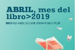 CERTAMEN LITERARIO, MARCAPÁGINAS Y POESÍA 2019