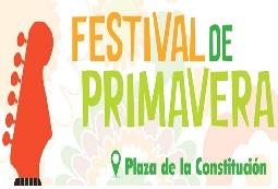 FESTIVAL DE PRIMAVERA 2019