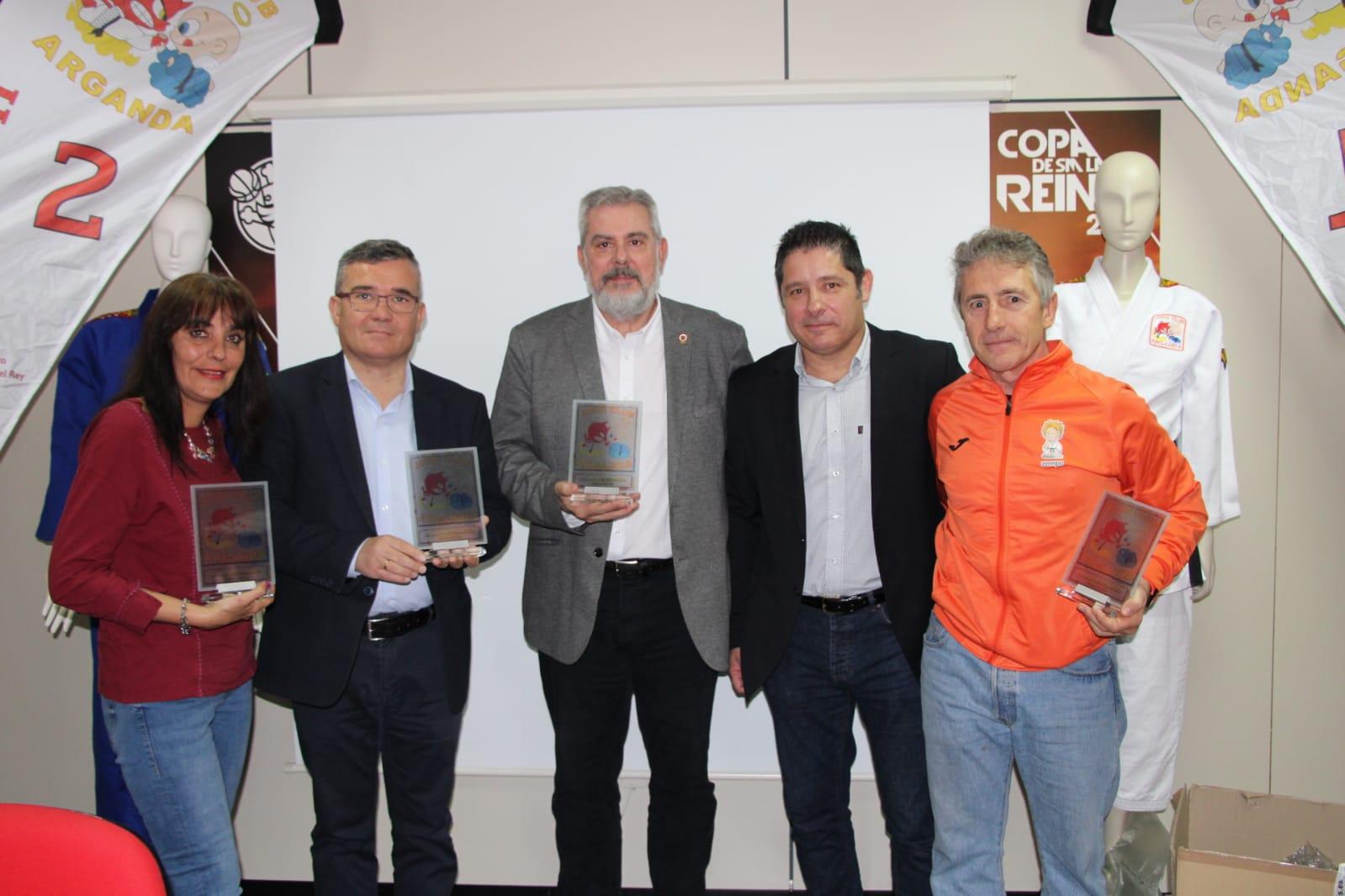 El Ayuntamiento de Arganda del Rey firma un convenio de colaboración con la Federación Madrileña de Judo