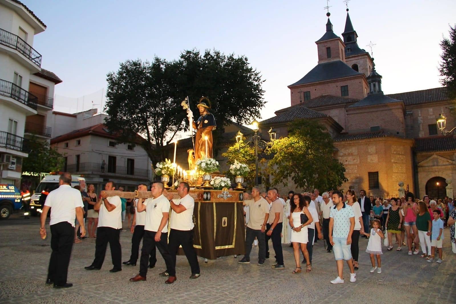 Arganda del Rey celebró un año más las Fiestas de San Roque