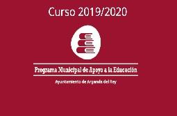 Programa de Apoyo a la Educación de Arganda del Rey para el curso 2019/2020