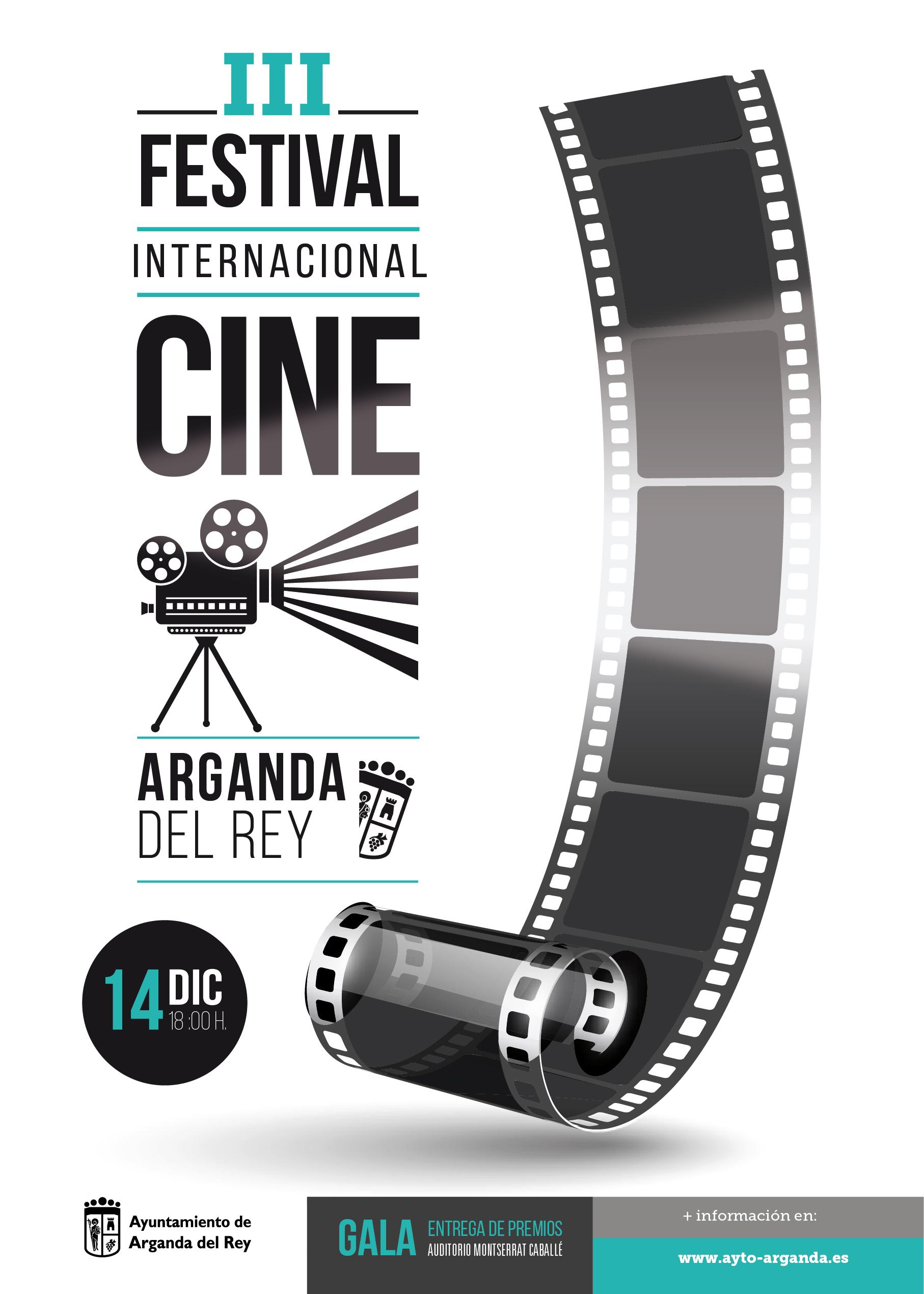 Récord de participación en el III Festival de Cine de Arganda del Rey