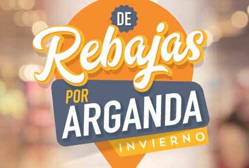 DE REBAJAS POR ARGANDA – INVIERNO