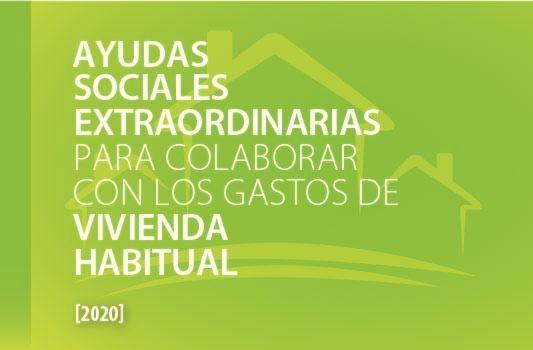 Publicado el listado definitivo de la convocatoria de Ayudas Sociales Extraordinarias para colaborar en gastos por [...]