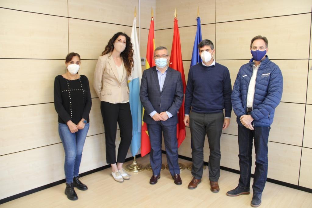 El alcalde de Arganda del Rey, Guillermo Hita, se reunió con representantes de la Real Federación Española de [...]