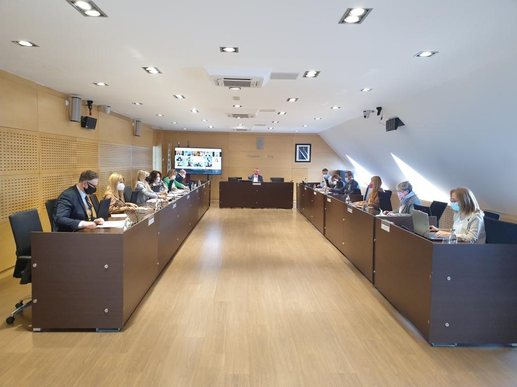 El Pleno Municipal aprobó la apertura de los expedientes de contratación para los nuevos contratos de alumbrado [...]