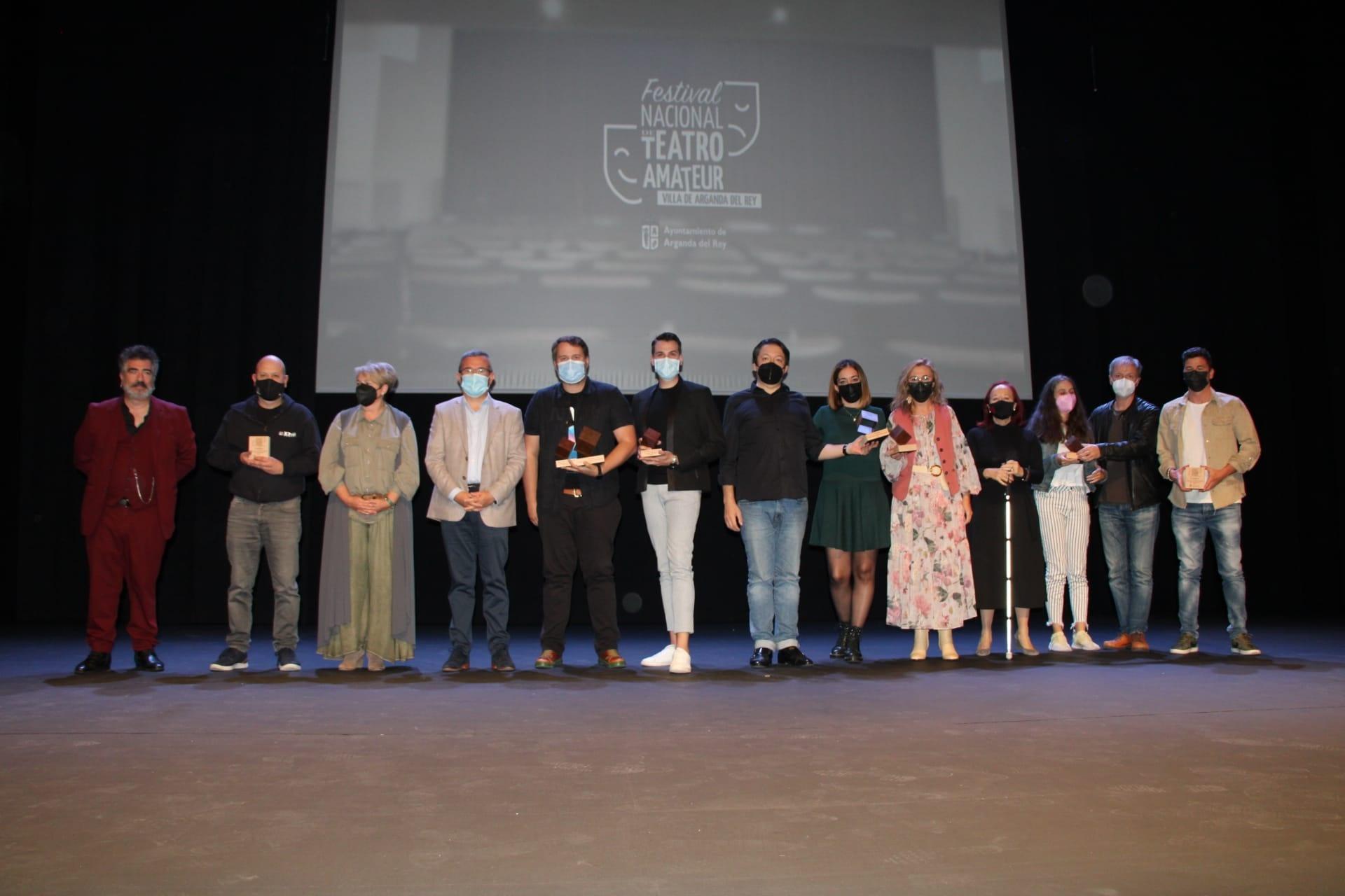 """La piedra oscura"", ganadora del I Festival Nacional de Teatro Amateur"