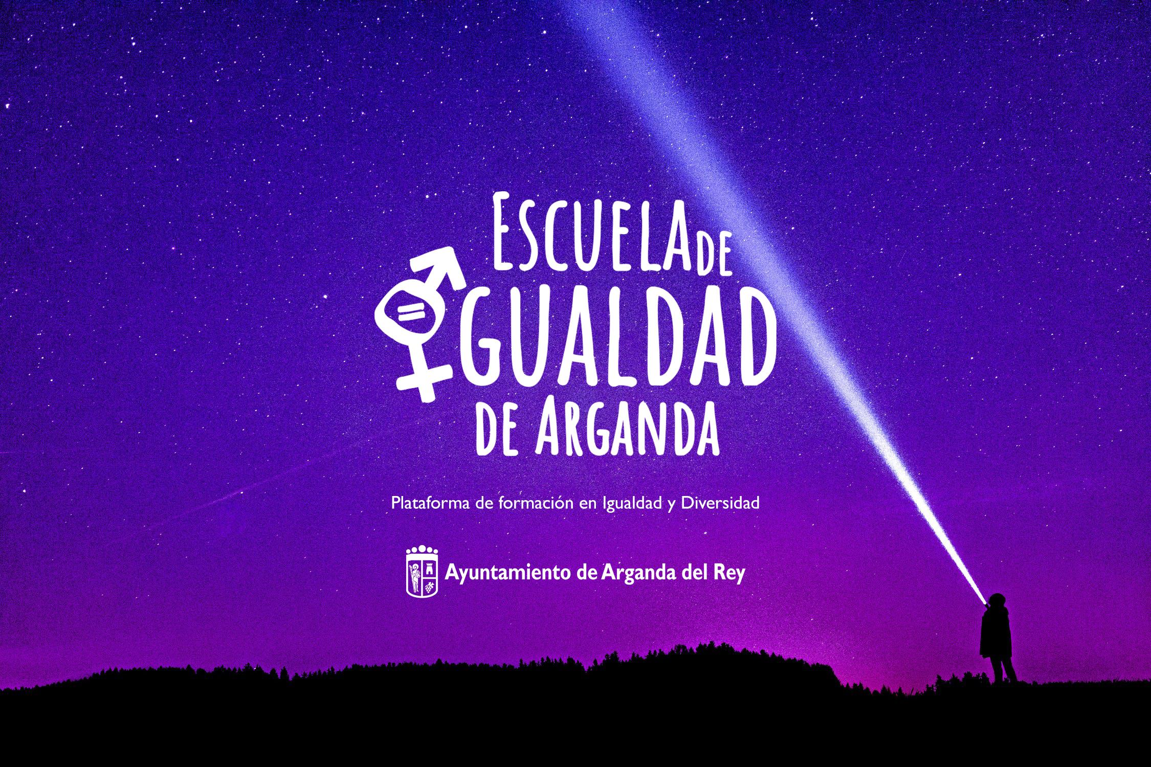 """Nuevos cursos de la """"Escuela de Igualdad"""" de Arganda del Rey"""